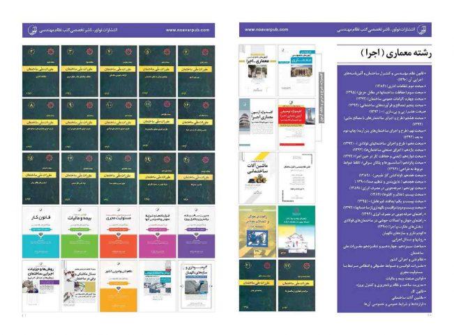 مواد و منابع آزمون نظام مهندسی مهرماه 96